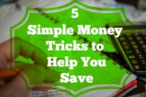 simple money tricks
