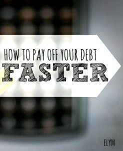 Looking to speed up the debt repayment process ? Here's how to pay off your debt faster.