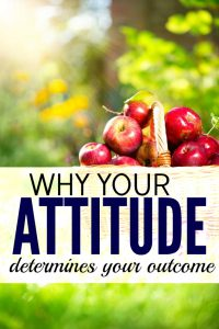 Can't get ahead? Feel like you're stuck in life? If so, you need to adjust your attitude. Here's why having the right attitude is the most important factor for personal success.