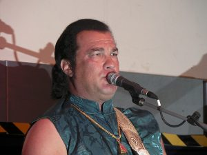 Wondering what Steven Seagal's net worth is? Probably a lot lower than you thought. It looks like Seagal may have a problem hanging on to money!