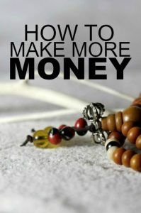 If you want to make more money there's one major question you should be asking yourself.
