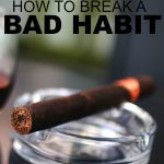 Is breaking a bad habit on your goal list this year? If so, check out these practical steps to success.