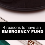 While this list definitely is not exhaustive by any sense of the imagination here are some reasons to have an emergency fund if you don't already.