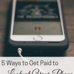 5 apps that pay you money.