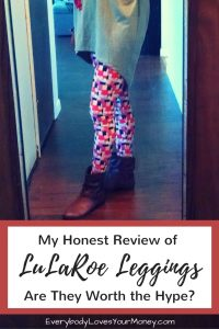 My honest LuLaRoe review on their buttery soft leggings!