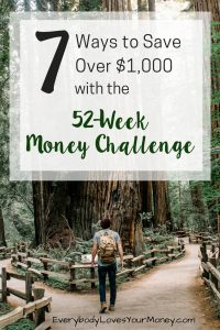 I finally figured out how to spice up my savings habits. Here are a few ways using the 52-Week Money Challenge!