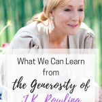 Is J.K. Rowling still a billionaire? Find out how her generosity trumped her status here.