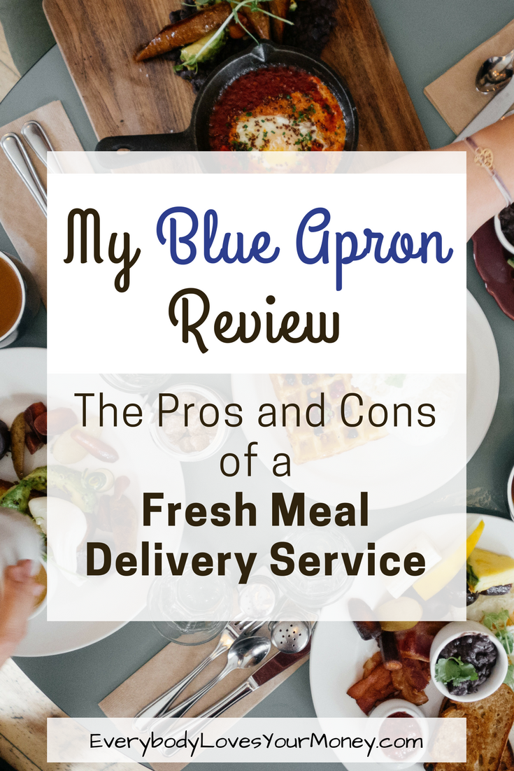 Blue apron benefits