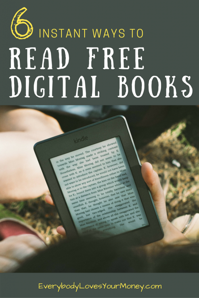 read free digital books