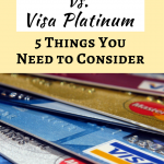 Visa Signature vs Visa Platinum: 5 Things You Need to Know