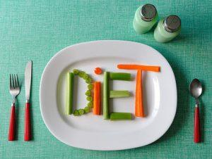 Don't quit your diet.