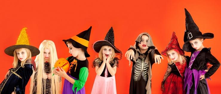 Halloween costumes in 2017