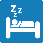 You need better sleep hygiene.