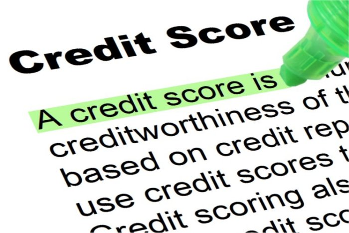 Understanding your credit score according to Eric Tyson.