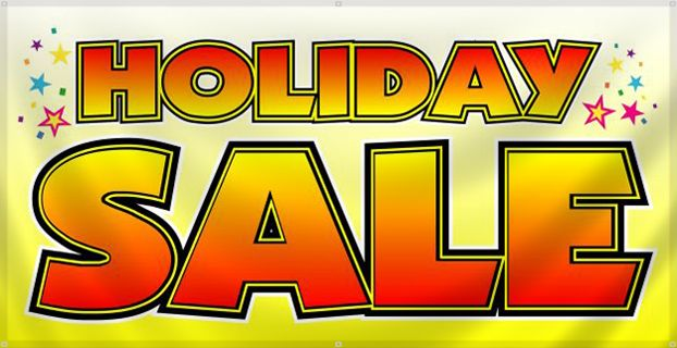 Which holiday has the best sales?