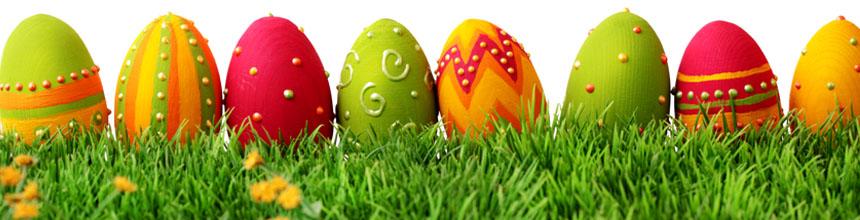 Restaurants are open Easter Sunday,