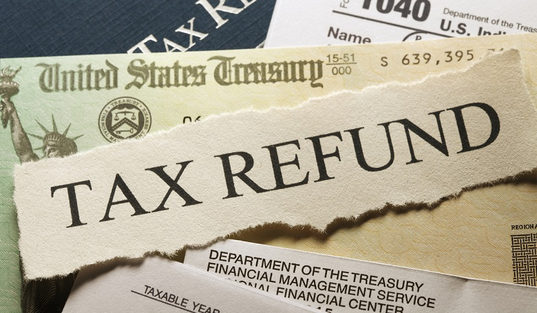 Delay your tax refund.